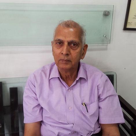 Dr. Mahesh Parekh